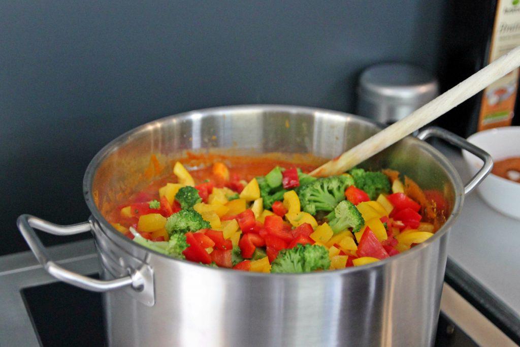 Gemüse, gesund und sooo lecker