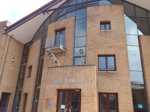 Bürgerversammlung - Klima- und Umweltschutz kostet Geld @ Bürgerhaus Selm