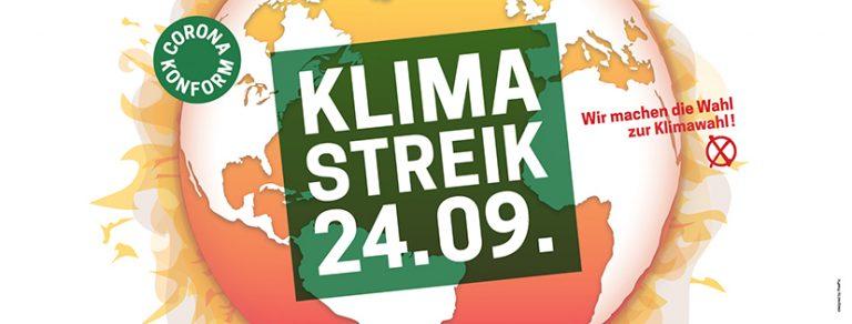 Klimastreik 24.09.2021